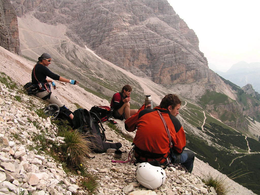 Dolomitas italianas - la via ferrata Giovanni Lipella 33.jpg