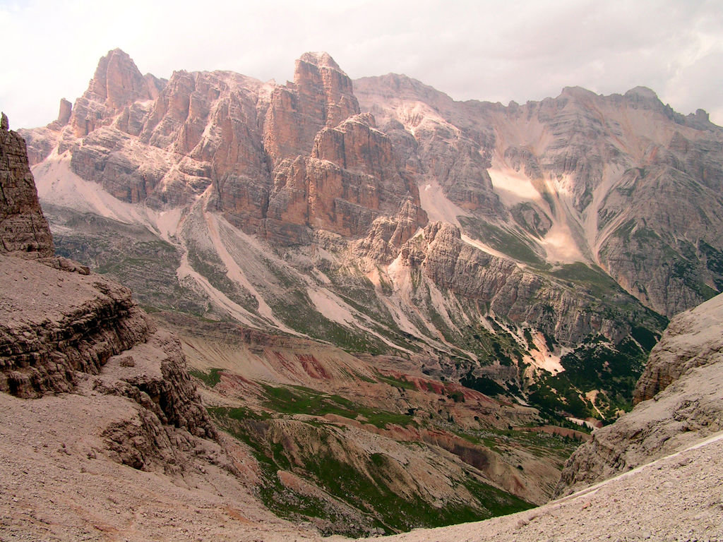 Dolomitas italianas - la via ferrata Giovanni Lipella 39.jpg