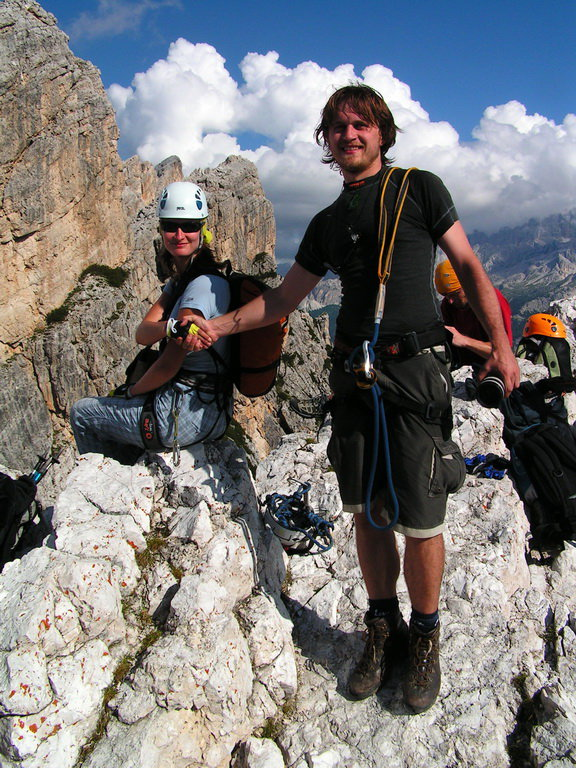 Dolomitas italianas - la via ferrata Michielli Strobel 43.jpg