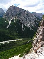 Dolomitas italianas - la via ferrata Michielli Strobel 04.jpg