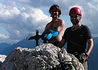 Dolomitas italianas - la via ferrata Michielli Strobel 05.jpg