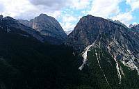 Dolomitas italianas - la via ferrata Michielli Strobel 11.jpg