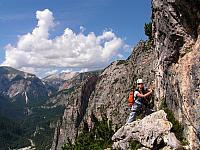 Dolomitas italianas - la via ferrata Michielli Strobel 17.jpg