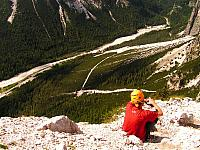 Dolomitas italianas - la via ferrata Michielli Strobel 20.jpg